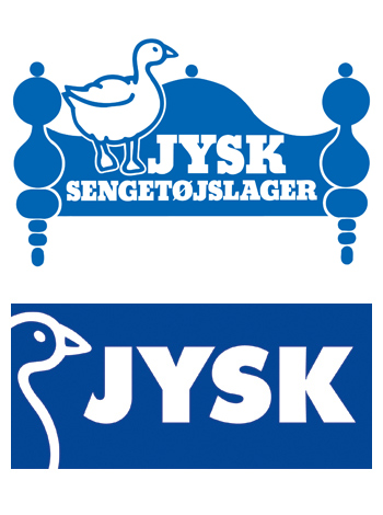 jysk sengetøj Marketing strategi   verbal og visuel identitet jysk sengetøj